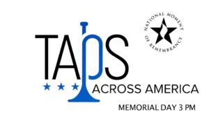 Taps Across America Logo